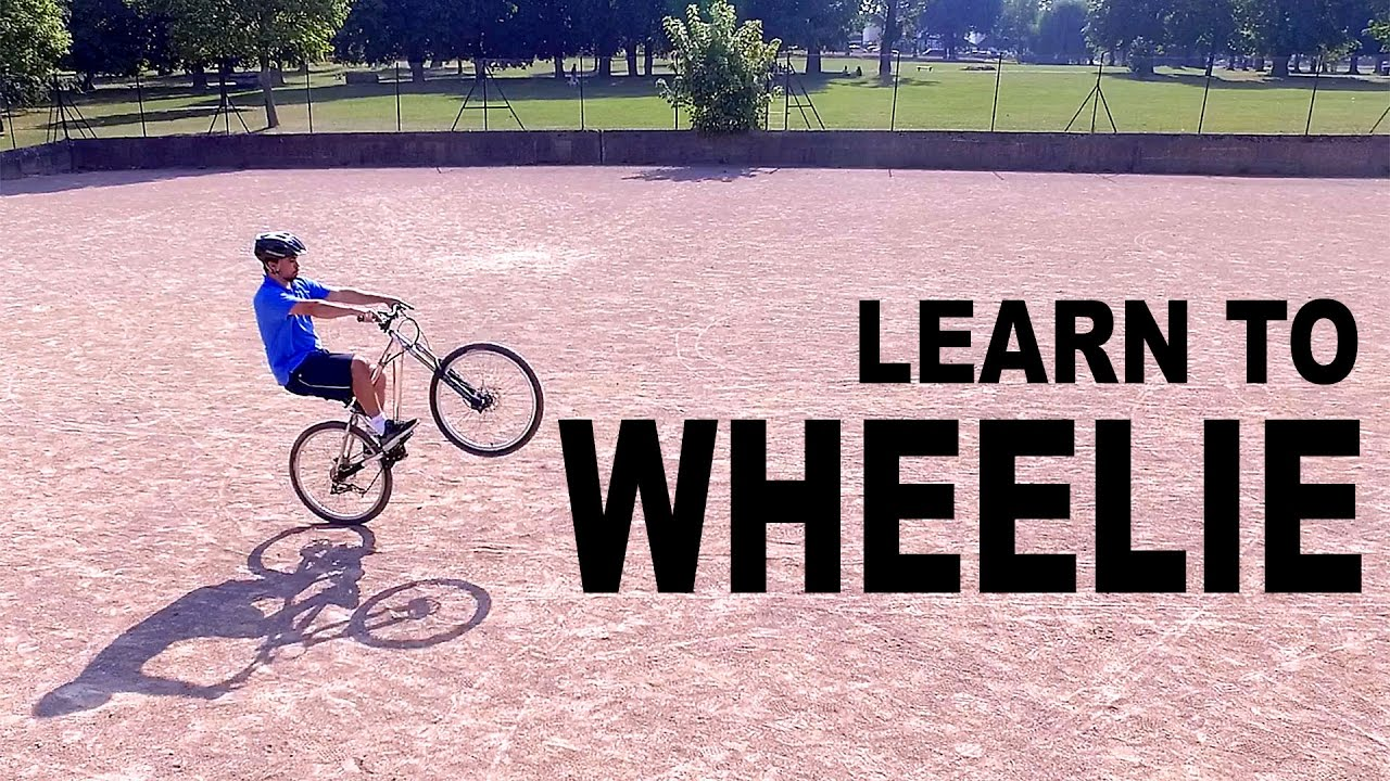 Download Learn to Wheelie    Learn Quick