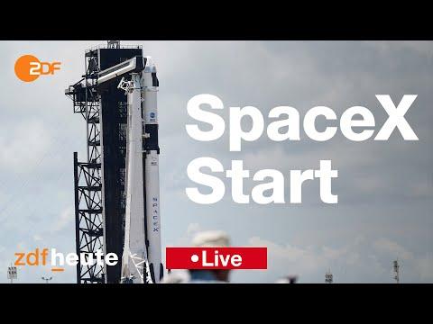 SpaceX: Start Zur ISS