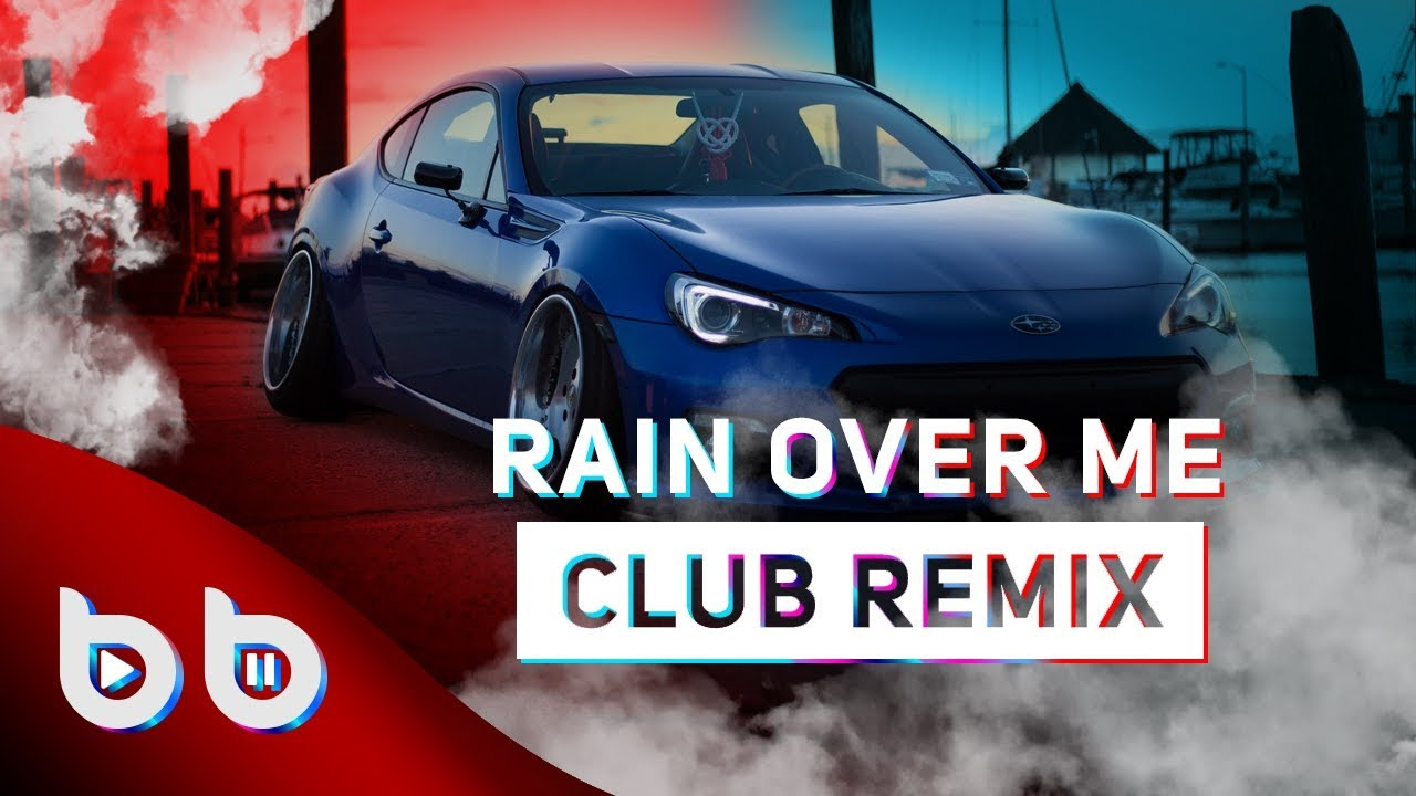 Pitbull - Rain Over Me ( Burak Balkan Club Remix ) 2019