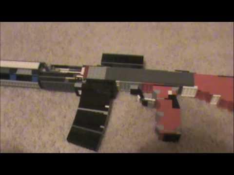 My lego M16!