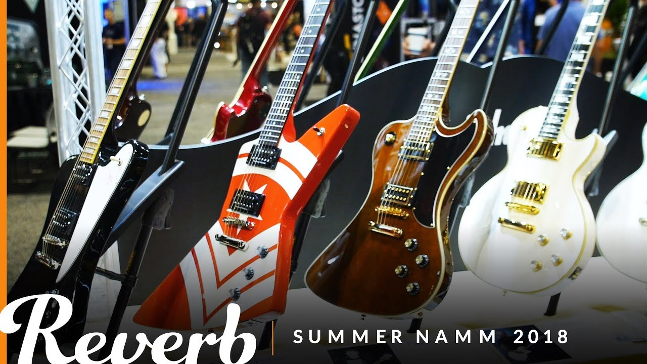Epiphone Releases New Lineup Details for Summer NAMM | Reverb News