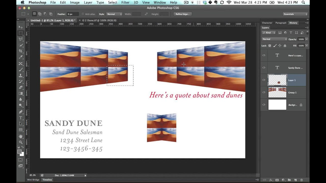 how to find layers in photoshop