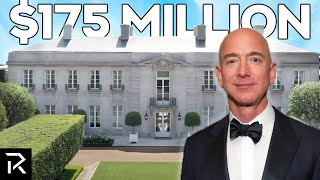 Inside Jeff Bezos' $175 Million Mansion