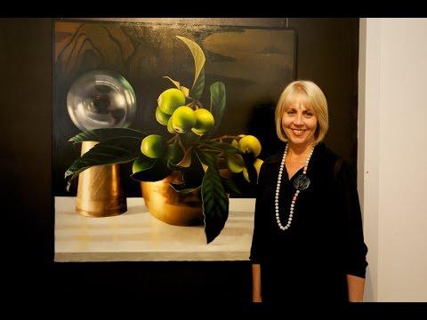 Julie Davidson 'Stillness' November 2015 Flinders Lane Gallery