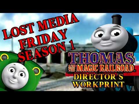 Thomas and the Magic Railroad Director's Workprint | Lost Media Friday - S1 E4 [Shroom Tube]