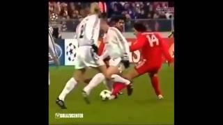 Zidane, bậc thầy số 1 về skill quay compa