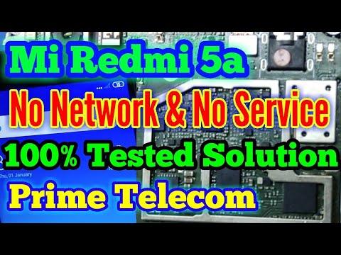 Mi 5a Network Problem   No Network & No Service   100% Tested Solution   Prime Telecom  
