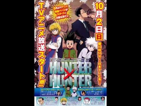 Hunter X Hunter 2011 opening 1