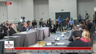 Rudy Giuliani and Jenna Ellis Standing Ovation! Arizona State Hearing Closing 11/30/2020 Cont...