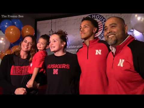 Adrian Martinez makes it  and signs with Nebraska