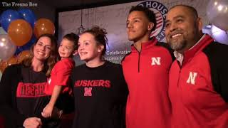 Adrian Martinez makes it official and signs with Nebraska