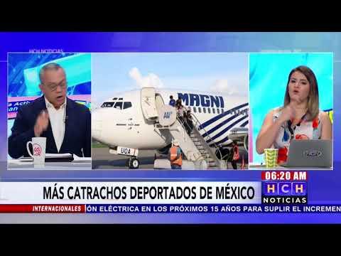 llegan-129-compatriotas-deportados-desde-#méxico