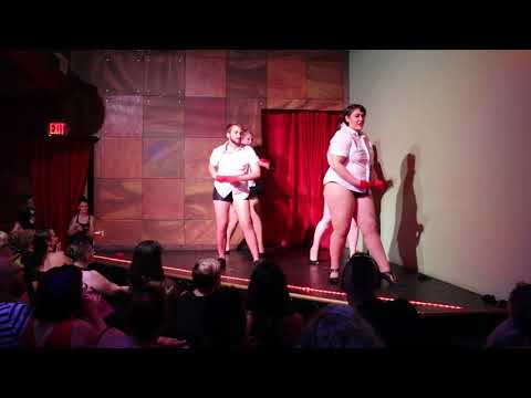 Sorry Not Sorry Group B- Burlesque 101 Summer 2018 - Rose City School of Burlesque