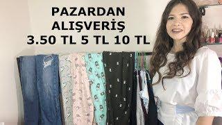 PAZARDAN ALIŞVERİŞ | 3.50 TL 5 TL 10 TL