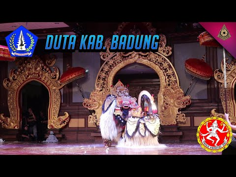 "Lomba Bapang Barong ""Juara 3"" Lan Mekendang Tunggal ""Juara 2""| PKB 2019 | Duta Kabupaten Badung"