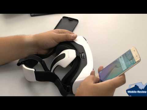 Знакомство с Samsung Gear VR