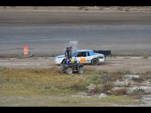 Desert Thunder Raceway|Pure Stock Heat Races|9/30/17|Castle Country Clash