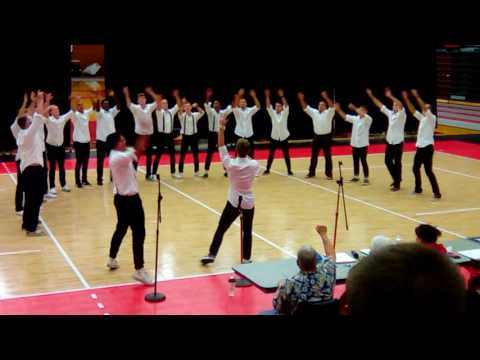 UCM Mules Track & Field 2016 Karaoke competition