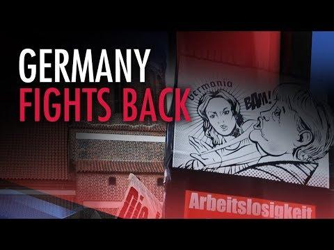 Tommy Robinson: Germany Fights Back!