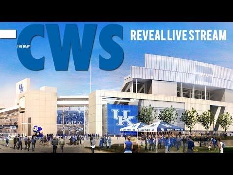 Kentucky Wildcats TV: Commonwealth Design Revealed