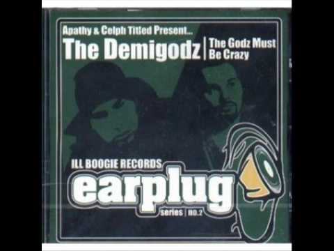 Demigodz(Apathy & Celph Titled) - Science Of The Bumrush [5th Element Remix] (2010)