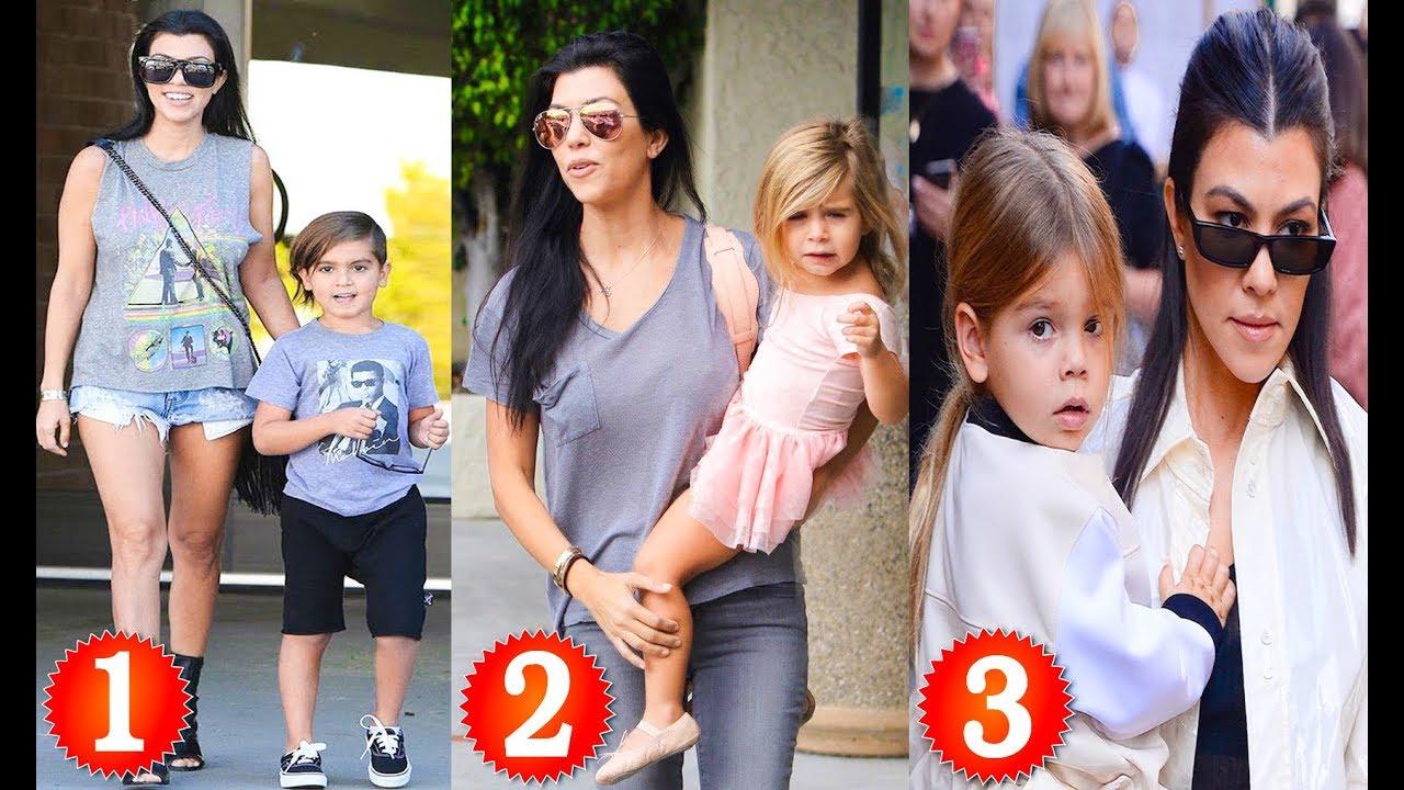 Kourtney Kardashian's Kids 2019 [ Reign Disick , Mason ...