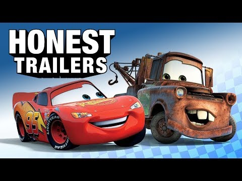 Thumbnail: Honest Trailers - Cars & Cars 2