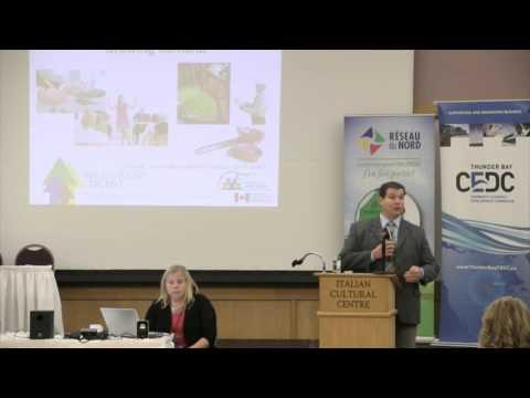 Northwestern Ontario Immigration Forum 2015 Francophone Advantage