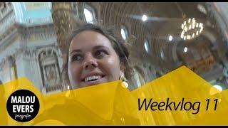 Onbezorgde bruiloft fotograferen / Weekendje Antwerpen / Weekvlog 12!