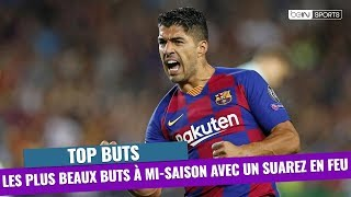 Suarez, Nainggolan, Pandev... Le Top 10 des plus beaux buts à mi-saison !