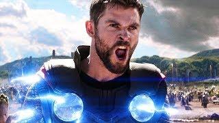 Подать мне Таноса! / Тор прибывает в Ваканду / Мстители: Война бесконечности (2018)