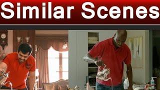 Oopiri    Intouchables    Similar things Mash up Trailer    Nagarjuna, Karthi, François, Omar Sy  