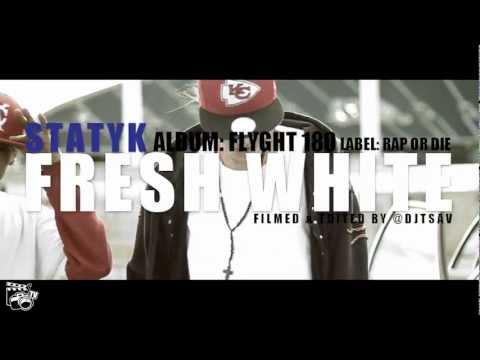 S.T.  aka Statyk - Fresh White
