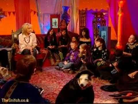 J.K. Rowling Rare Interview!