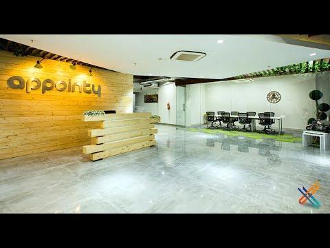 14000 sqft Modern Office In Bhopal by Siyarch