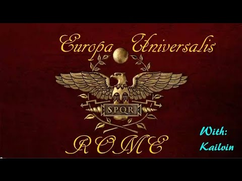Europa Universalis Rome: True Pyrrhic Victory! - Part 1