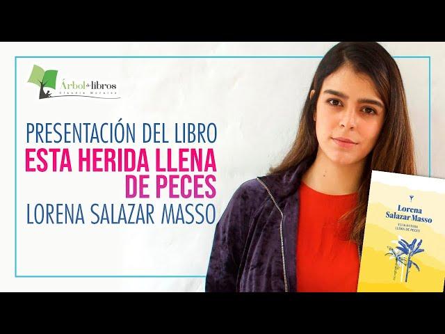 Lorena Salazar Masso presenta