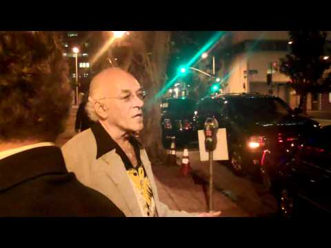 mark margolis at scarface blu ray event 8 23 11