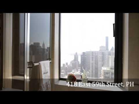 418 East 59th Street - Manhattan Penthouse