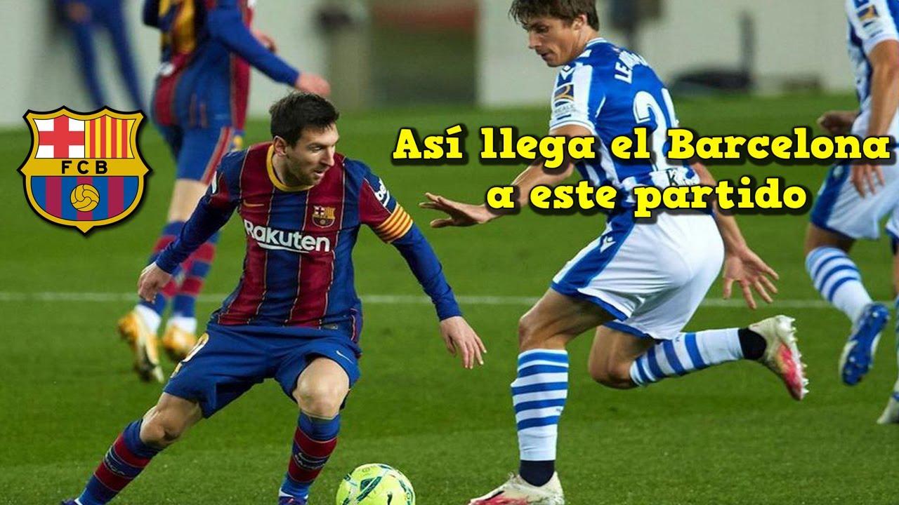 REAL SOCIEDAD vs BARCELONA EN VIVO HOY ...