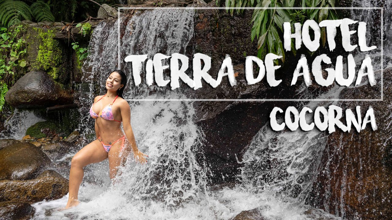 COCORNA:EcoHotel TIERRA DE AGUA and its NATURAL WATER   EcoHotel TIERRA DE AGUA y su AGUA NATURALE🏔