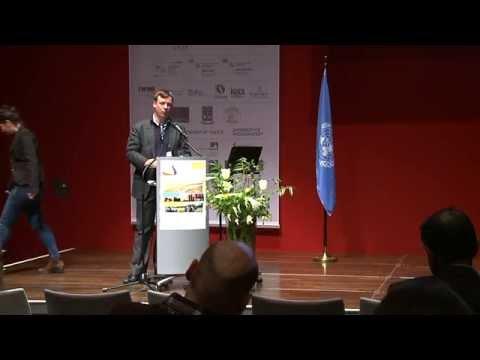 Dresden Nexus Conference 2015: Michael Herrmann - Keynote Speech