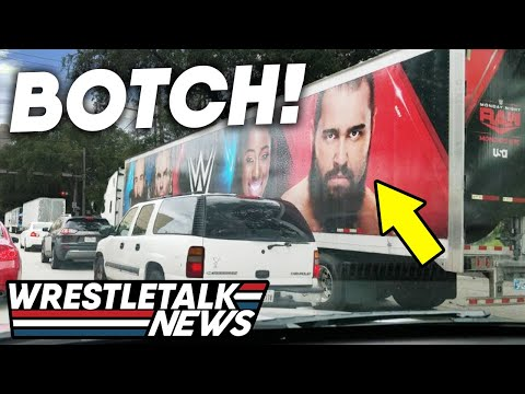 Miro To WWE BOTCH! AEW TNT Title Design Meaning - 5 Wrestling News Stories You Might Have Missed