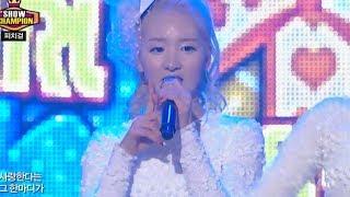 Peach Girl - fox fur muffler, 피치걸 - 여우목도리, Show Champion 20131218