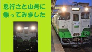 【小湊鐡道】急行さと山号に乗ってみました【キハ40形】