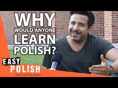 Why Should You Learn Polish? (With Polyglot @Luca Lampariello)   Easy Polish 146