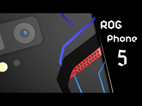 Asus ROG Phone 5 Official Video, Launch Date, Price, Camera, Features, Trailer, Leaks, Release Date