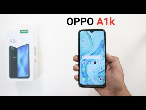 OPPO A1k Unboxing And Review I Realme C2 ka BHAI..