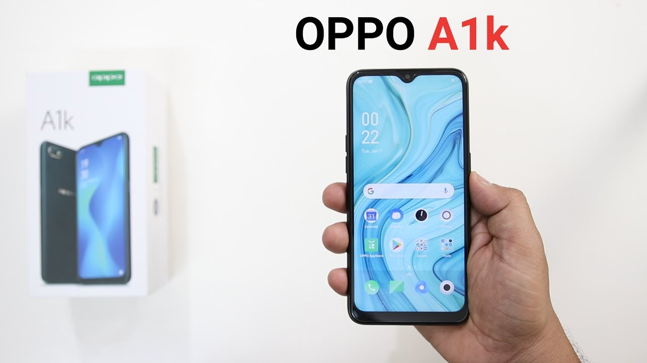 Oppo A1K Price Pakistan, Mobile Specification