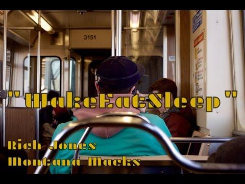 """Rich Jones- """"Wake Eat Sleep"""" (Official Music Video)"""